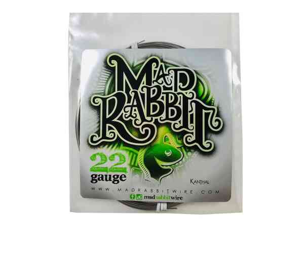 Mad Rabbit Kanthal Wickeldraht 9m 22GA